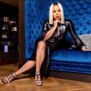 NWT Zara Black Faux Leather Shirt Dress 2021